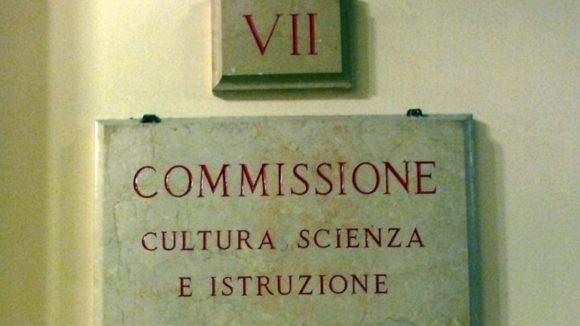 commissione cultura camera senato